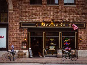 Exterior of Meehan's Public House Downtown, Atlanta, Georgia