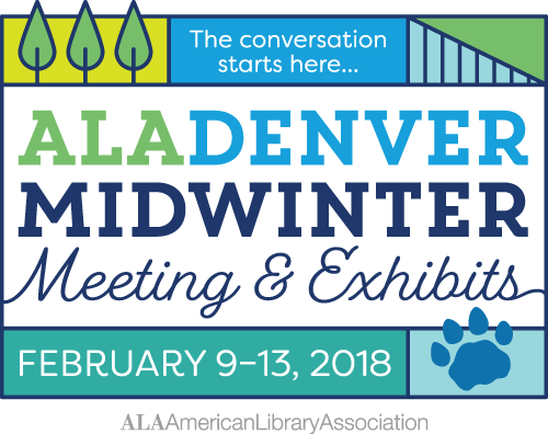 ALA Denver Midwinter Meeting and Exhibits logo