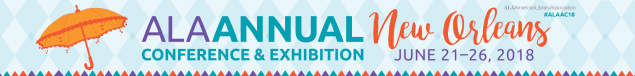 ALA New Orleans Annual Meeting and Exhibits logo